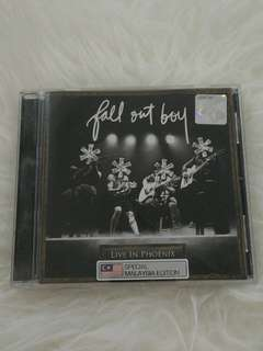 Fall out boy live in phoenix cd