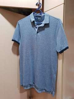 Repriced Zara Polo Shirt