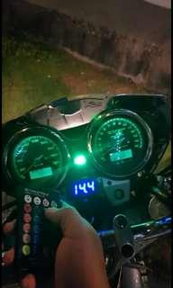 CB 400 PROMO