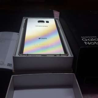 authentic samsung galaxy note 5 for only 15.3k neg