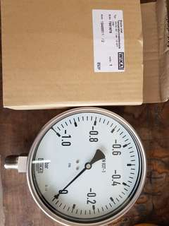 🚚 New Wika 160mm Stainless Steel Gauge