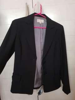 G200 blazer black coat suit tuxedo size 5