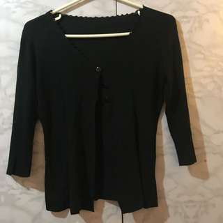 Black blazer 2