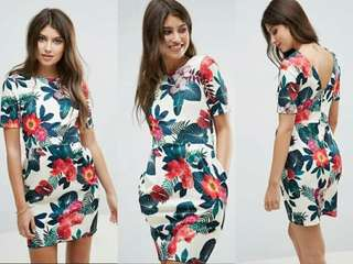 Dress w/Two Pocket