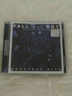Fall out boy believers never die album