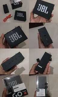 JBL GO Bluetooth Speakers