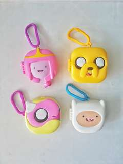 McDonald's Adventure Time Happy Meal Toys