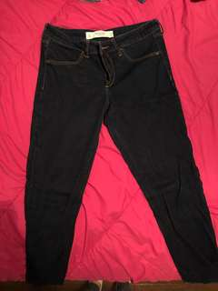 Abercrombie & Finch Jeggings