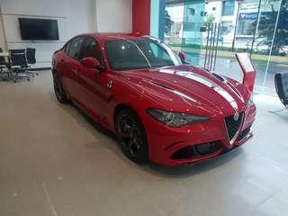 Alfa Romeo Giulia Quadrifoglio For Sale