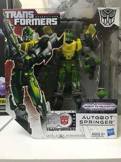 Transformers Generation Autobot Springer
