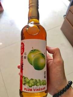 🚚  台灣菸酒公司 玉泉 梅子果醋 寡醣 濃縮調理醋 體內環保 調整體質