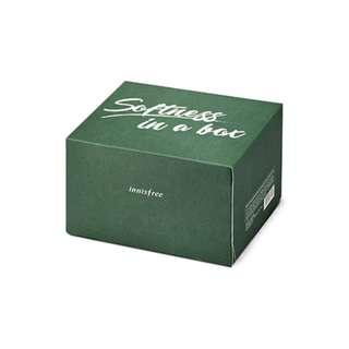 Innisfree Softness in a box cotton pad 60pcs