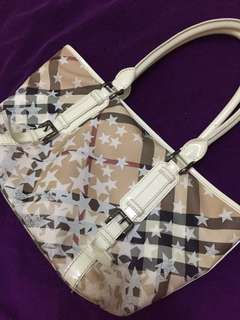 Burberry Tote Bag Limited Editions