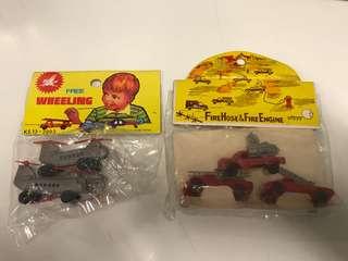 懷舊香港製造玩具車