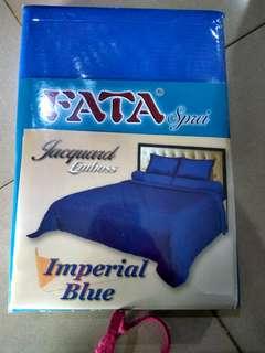 Sprei fata polos blue