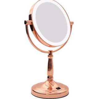 NEW Rose Gold Beauty Mirror