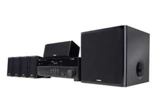 5.1 Yamaha Home Theater System HTR6130