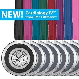 3M Litmann Cardiology IV Stethoscope Standard Edition