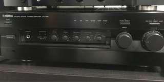 Yamaha Amplifier AX-496