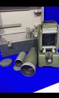 Vintage Collectable : Leizt Wetzlar Projector