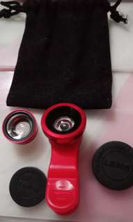 Fish Eye cp lense
