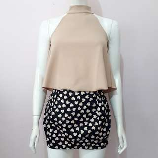 150 Peso Bundle: Ecolour Skirt & Top