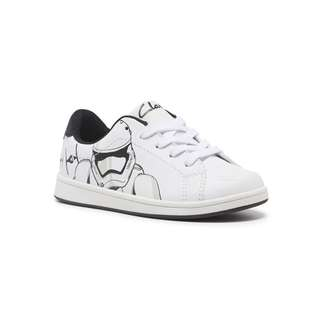 Clarks Toddler - STAR WARS STORMTROOPER SHOE - WHITE/BLACK