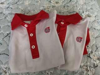 Sparkletot uniform size s