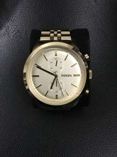 Fossil watch townsman