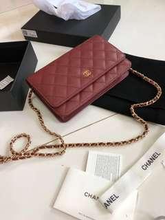 Chanel Classic WOC, SuperMirror,