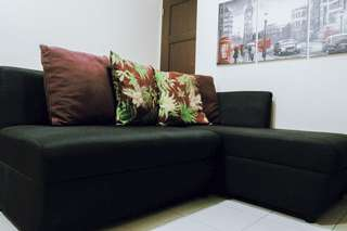 3 Seater L-Shaped Sofa