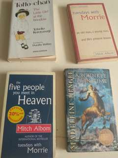 Good books selection for upper primary kids