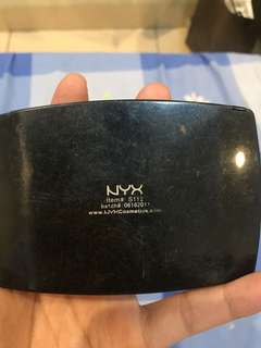 Eyeshadow nyx Night in Morocco
