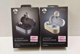 100%全新Fujitsu最新推出M310BTse第二代版本真無線藍芽耳機(藍芽5.0)