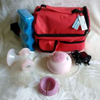 Malish lifestyle electric breast pump