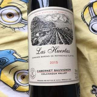 紅酒 Colchagua Valley Cabernet Sauvignon 2015