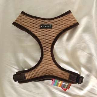 Puppia Soft Harness- Size Large (BNWT)