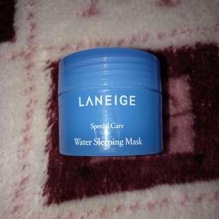 Ready!! Laneige sleeping mask