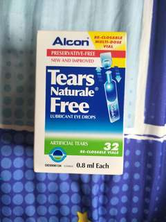 Alcon Tears Naturale