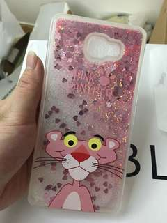 Samsung C7手機殼 粉紅豹