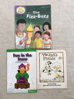 Book Bundle for Early Readers