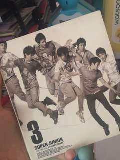 Super Junior Sorry Sorry Album