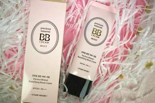 Etude house precious mineral BB cream matte/moist