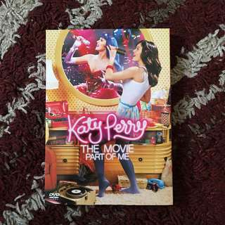 Katy perry (the movie part of me)