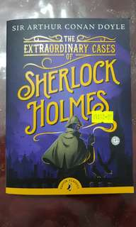 The Extraordinary Cases of Sherlock Holmes