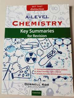 H2 CHEM Revision book