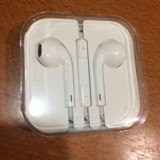 Iphone 原廠耳機 Original Apple Earpods 3.5mm Headset