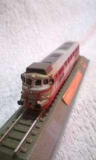 #winsb Vintage Del Prado 1:160 (N Gauge) Scale Model Train - Spain Talgo 352