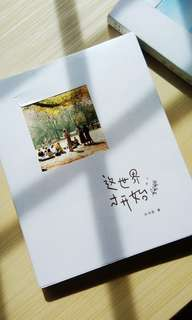這世界才開始 -許書簡- Chinese Books -sujiank- red dragonfly publisher
