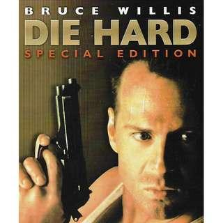 Bruce Willis Die Hard Special Edition Movie DVD